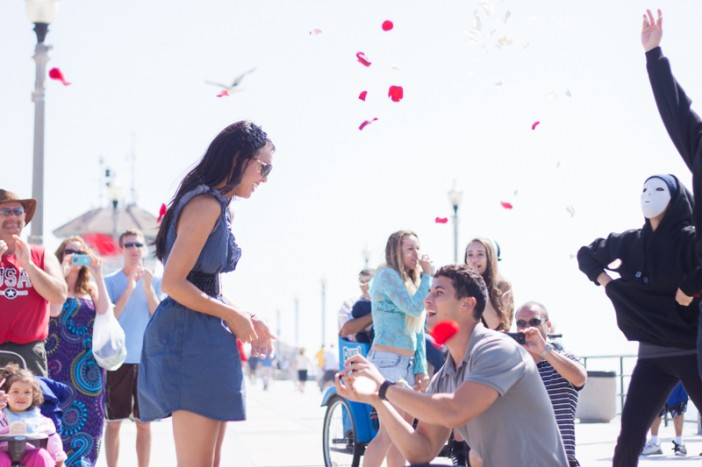 best flashmob proposals