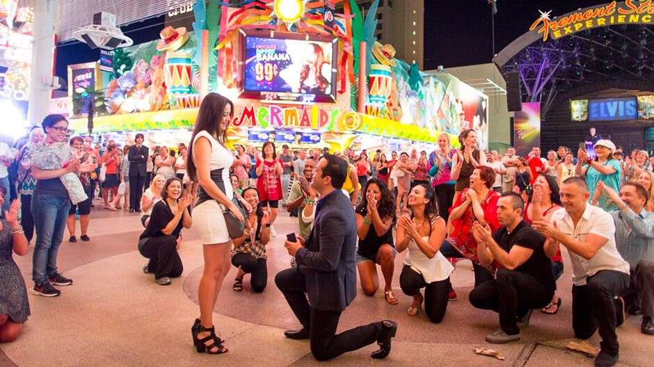 creative flashmob proposals
