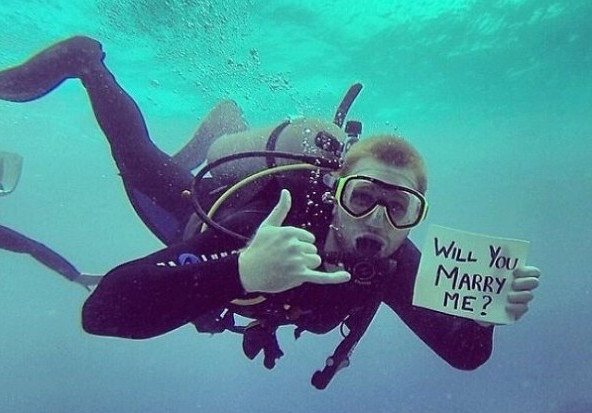 most creative marriage proposals